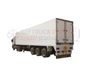 Semi-Trailer up to 15m